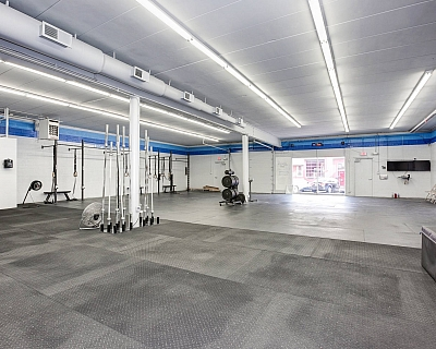 Fitness facilities  Build-out